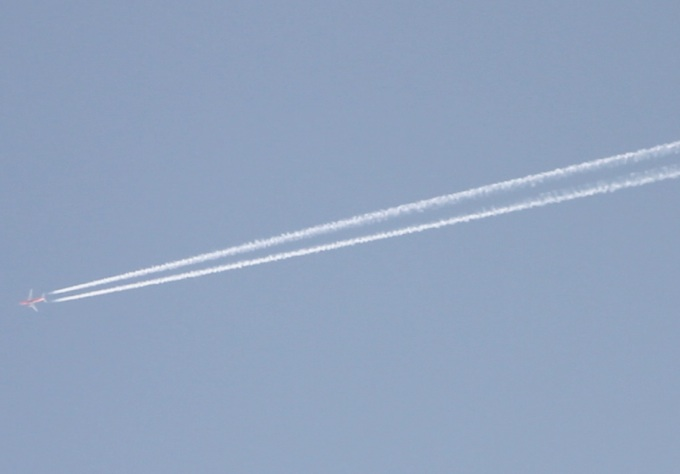 SWA Contrail